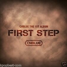CNBLUE - First Step (1st Album) (CD + Gift)