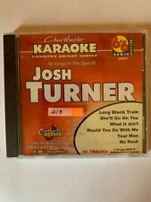 CHARTBUSTER ARTIST SERIES - 6+6 JOSH TURNER - 20597 - LOT 419 - USED