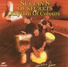 Sultan´s of Secrets - Rhythm of colours (CD)