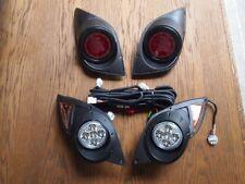 GOLF CART , BUGGY ,  YAMAHA G29 DRIVE  LED STANDARD LIGHT KIT WITH INSTRUCTIO