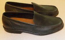 Mens Shoes ROCKPORT 11M Black Slip on Loafer