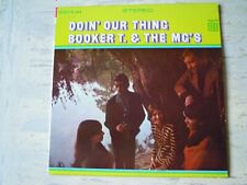 Booker T. And The MG'S - DOIN' OUR THING (Lp) Press USA 1968