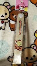 Sanrio Pompompurin Folding Ruler & Stencils - 30 inch total - Japan import