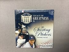 2008 Daily News New York Yankees Legacy of Greatness DVD The Starting Pitchers