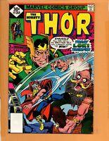 Thor #264 Whitman Variant Journey Into Mystery Walt Simonson Loki ! VF+
