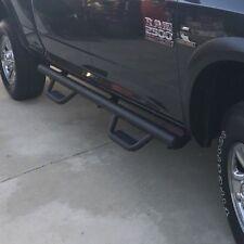 09-18 Dodge Ram 1500/2500/3500 Crew Cab Black Steps Nurf Bars Running Boards