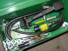 Greenlee 7625 Hydraulic Slug Buster Ram & Pump Driver Knockout Kit