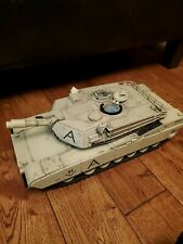 Unimax 1:18 Abrams Battle Tank Military US Army QTA007 2007