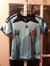 Real Federación Española de Fútbol Cesc Fàbregas ClimaCool Jersey #10 Youth XL