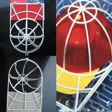 Cap Washing Cage Baseball Ballcap Hat Washer Frame Shaper Drying Race Airer Us