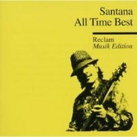 SANTANA - ALL TIME BEST-RECLAM MUSIK EDITION  CD 18 TRACKS ROCK & POP HITS NEU