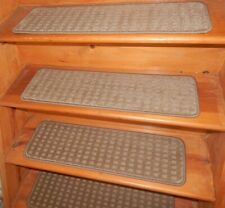"""13 STEP 9"""" X 31"""" + LANDING 27'' X 30'' Stair Treads Staircase WOVEN CARPET"""