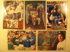 (Lot of 5) 1990's Cards MIKE PIAZZA Select PINNACLE 22 45 250 80 155 [c3a8]