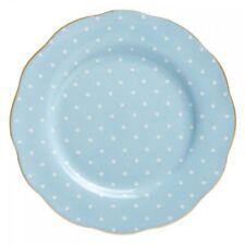 Royal Albert Salad Plate 8.3-Inch  Polka Blue