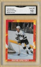 1990 BRODER GRETZKY #NNO PROMO SAMPLE  GMA 10 GEM MT 10
