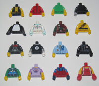 Lego ® Minifig Torse Corps Personnage Torso 71013 Serie 16 Choose Model NEW