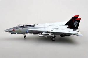 EasyModel F-14D VF-101 Super Tomcat 14 D Fertigmodell 1:72 Sensenmann Trumpeter