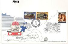 AI189 1986 GB Loughborough Leicestershire Royal Mail Postcode Special Cover
