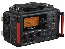 Tascam DR-60DmkII 4-Channel Linear PCM Audio Portable DSLR Film Recorder - New