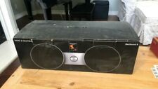 New listing Mint Condition Bang & Olufsen Beosound 8 Black grills with silver face
