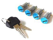 FIAT DUCATO CITROEN C25 PEUGEOT TALBOT J5 1984 - 1994 DOOR LOCK SET WITH KEYS