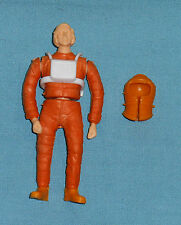 vintage SPACE:1999 action figure from Mattel Eagle Transport + helmet & backpack