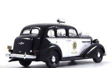 Buick Special 1936 California State Police 1/43 DeA Altaya IXO PCT