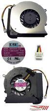 HP Compaq Presario dv3 dv3-2000 dv3-2100 Original CPU Kühler Lüfter FAN Cooler