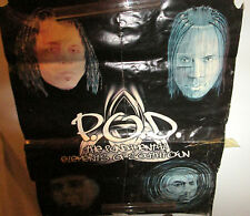 Pod Poster Rock 1999 Record Store Promo Collectable Display Vintage