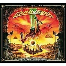 Land of the Free II (Limited Edition) von Gamma Ray | CD | Zustand akzeptabel