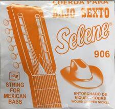 Cuerda 6ta Para Bajo Sexto Paquete De Dos (2) Cuadras Sueltas #906