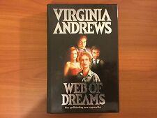 Web of Dreams by Virginia Andrews (Hardback)