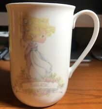 "Vintage Precious Moments Personalized Mug ""Cheryl"""