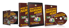How To Find a Nursing Home(Ebook + Audio + Online Video Course) - HowExpert