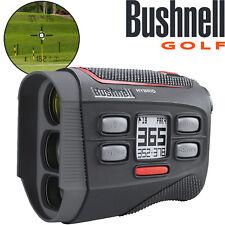 Bushnell 2018 Hybrid Laser Golf Rangefinder + GPS Featuring Jolt Technology