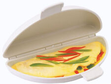 Egg & Omelet Wave Microwave Maker Delicious Breakfast As Seen On TV Durable US