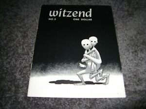 Witzend #3 magazine 1967