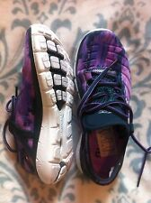 Charged Trainers,Shoes,Flat,Lace Up,Multicoloured,Ladies Size 4 Eu 37  New