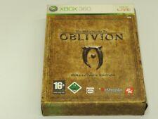 !!! XBOX 360 SPIEL The Elder Scrolls IV Oblivion Collectors Edition GUT !!!