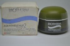 Biotherm Age Fitness Nuit Power 2 Recharging & Renewing Night Treatment 1.69oz.