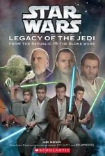 Star Wars: Legacy of the Jedi - From the Republic to the Clone Wars(Hardcover)