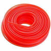 2.4mm x 20m Nylon Strimmer Line Cord Spoof Refill Wire Line Trim Line GAR60