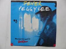 PEGGY LEE Fver Disque pub Délichoc 2037107