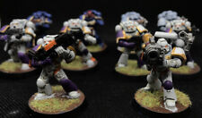 Warhammer 40k - Space Marine - Tactical Squad - Painted