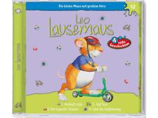 CD * LEO LAUSEMAUS - HÖRSPIEL 12  ZU DEN BÜCHERN - VERLÄUFT SICH # NEU OVP KX