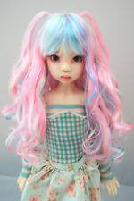 """BJD """"Sweet Princess"""" Wig  Size 4-5, 5-6, 6-7, 7-8 8-9, 10-11,12-13"""