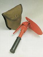 "Rothco 67 Mini Pick Shovel - Canvas Sheath - 10"" When Folded"