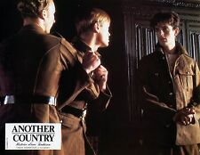 RUPPERT EVERETT ANOTHER COUNTRY 1985 VINTAGE PHOTO LOBBY CARD N°6 GAY INTEREST