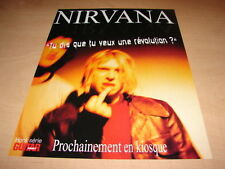 NIRVANA - GUITAR PART!!!!!!!!!!!!!!! PUBLICITE / ADVERT