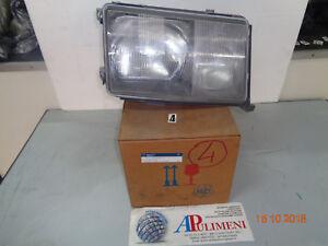 A1248205461 FARO PROIETTORE (HEAD LAMP) DX H4/H3 S/FANALE MERCEDES W124 1985->
